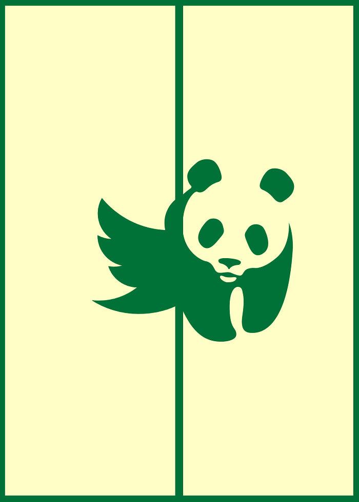 Twitter + WWF