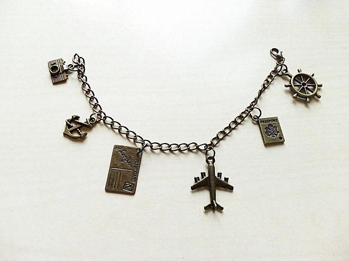 Vintage Bronze Bracelet