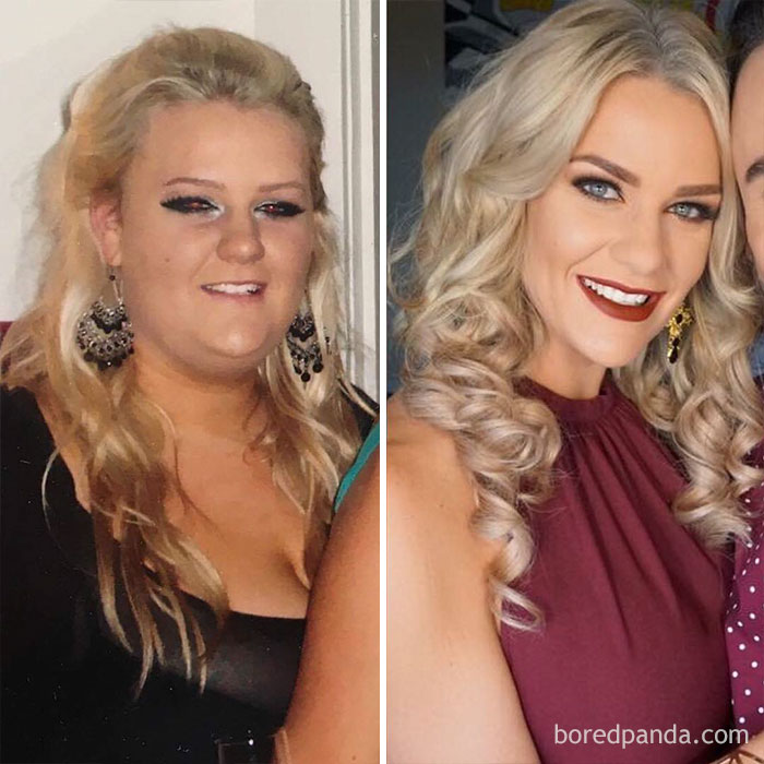 Simone Anderson Has Lost Weight From 169kg 372 Pounds To 77kg 169