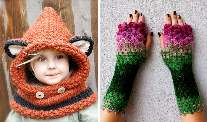15+ Awesome Knit And Crochet Gift Ideas That Will Help You Prepare For Winter
