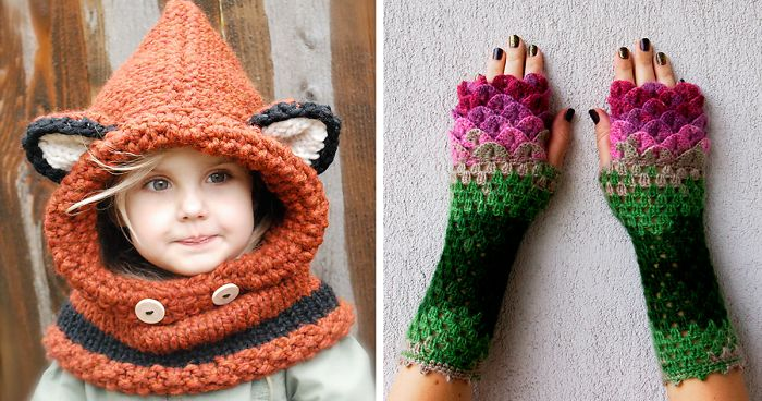 92 Awesome Knit And Crochet Gift Ideas That Will Help You