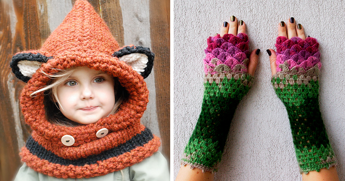 Knitting Gifts For Adults : Awesome knit and crochet gift ideas that will help you