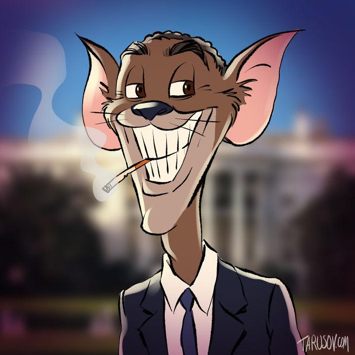 Obama The Democat