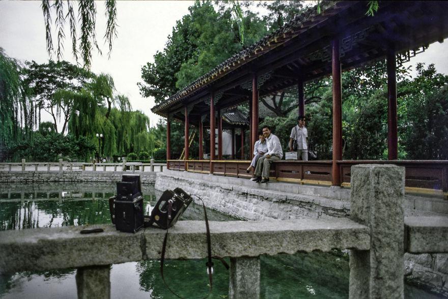 Baotu Spring, Jinan, 1984