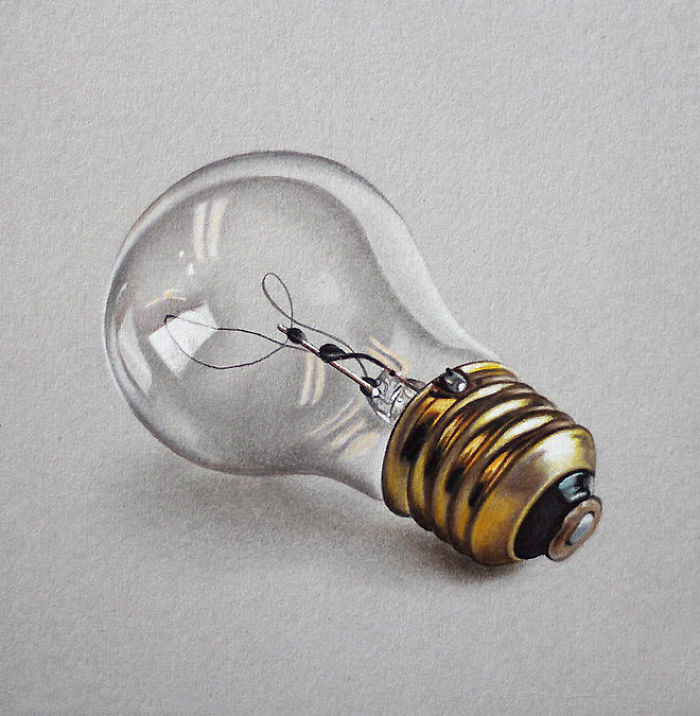 Hyper Realistic Drawings And Video Tutorials By Marcello Barenghi