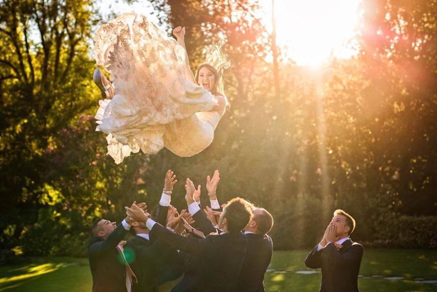 15+ Of The Most Stunning Wedding Photos You'll Ever See