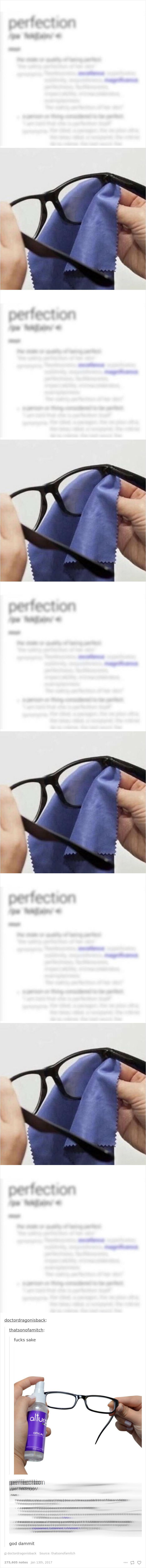brýle Problémy