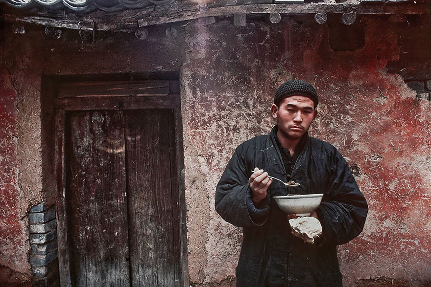 Shaolin Monk, Songshan, 1984