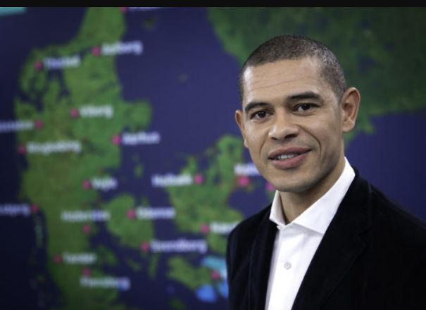 Danish Weatherman Barrack Obama