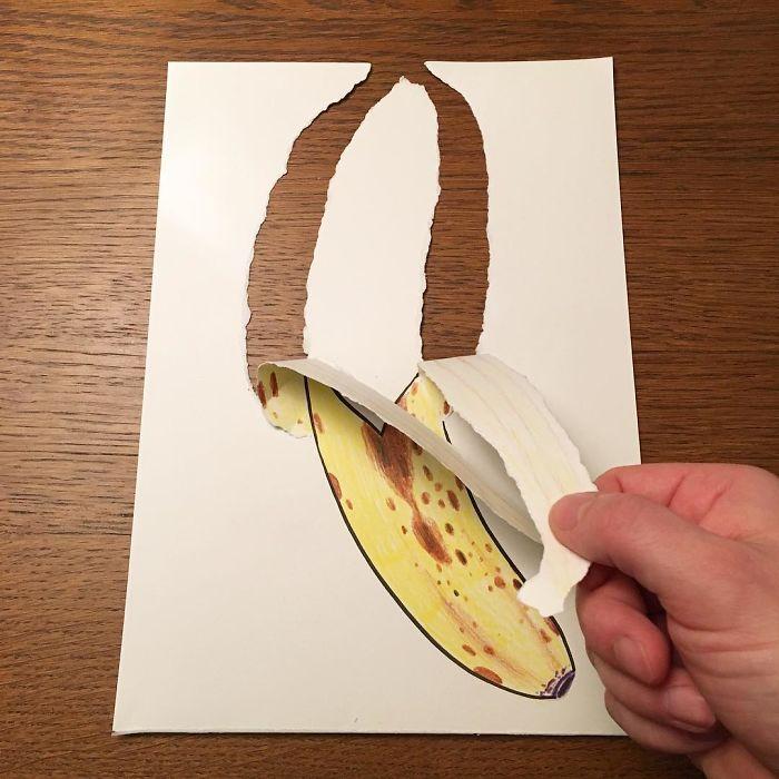 3d Paper Art