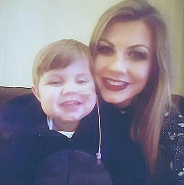 Irish Mom Is Donating Two Organs To Save Her Little Boy's Life