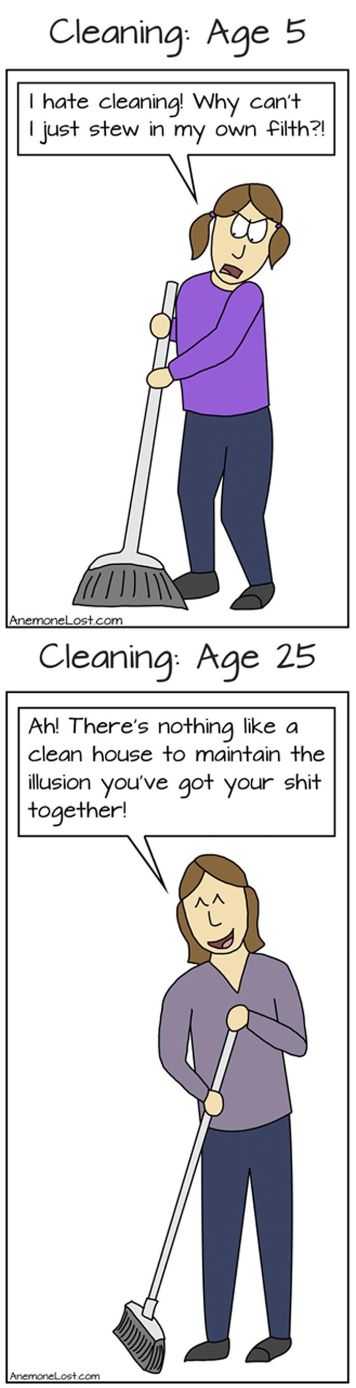 Adulthood And Millennial Life