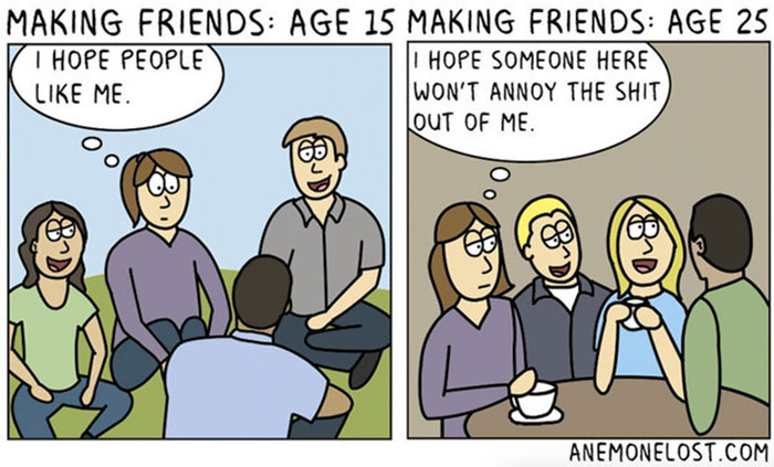 Adulthood And Millennial Life