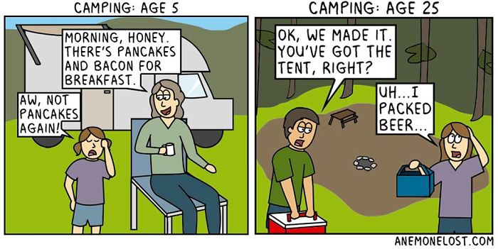 Adulthood And Millenial Life