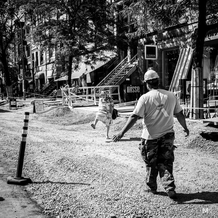 Watch Montrealers Struggle In A City Under Construction