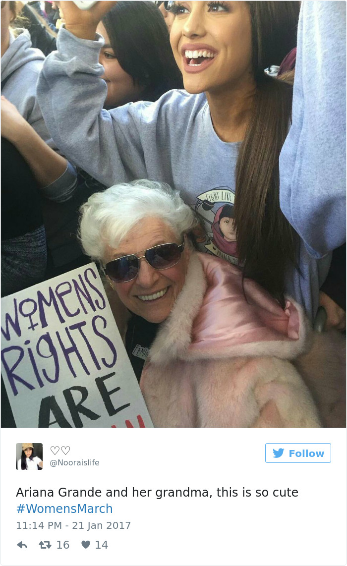 Grandmas Who Are Still Fighting For Women's Rights