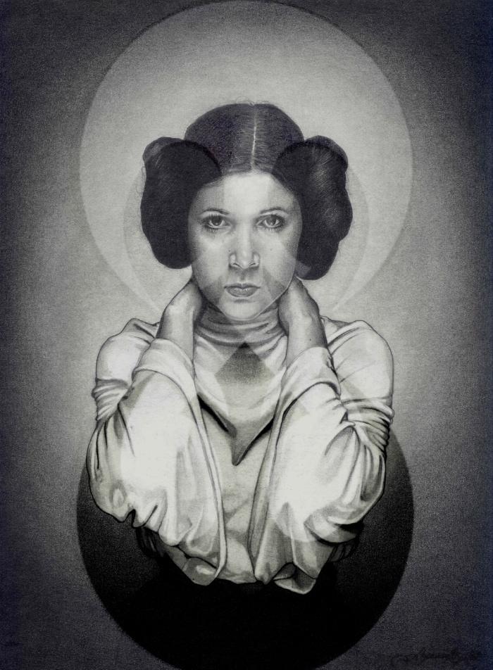 Star Princess By Alexandra Bastien