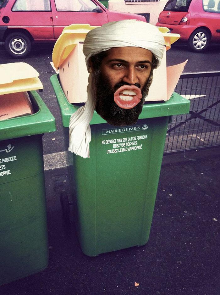 Bin Laden?