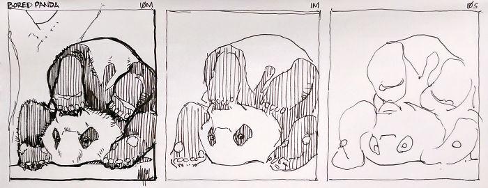 10 Minutes / 1 Minute / 10 Seconds // Bored Panda