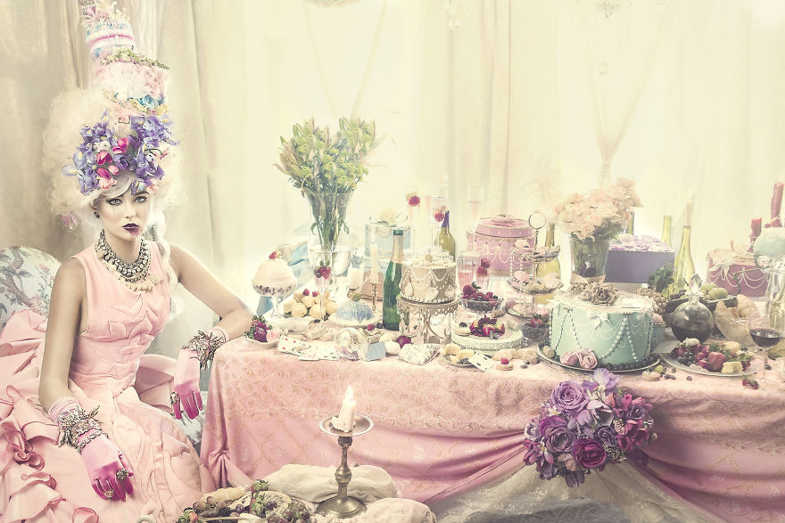 Marie Antoinette Project
