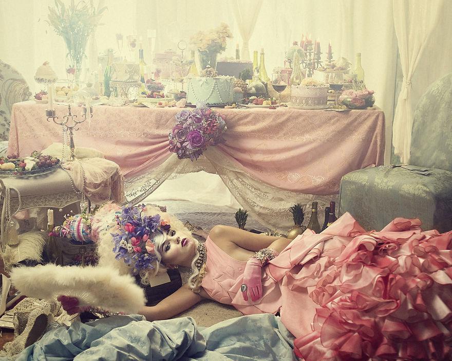 Marie Antoinette Project