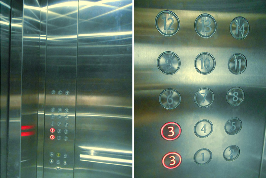 Why The Lift-Man Never Returned Home? Lift Numbers Fail