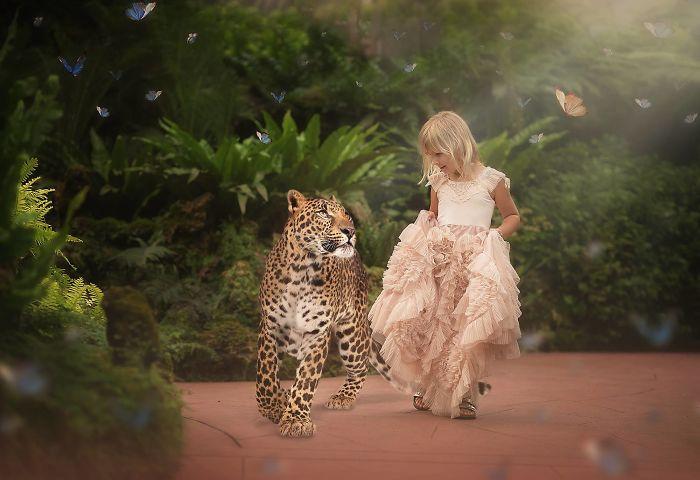 Fine Art Portrait Photographer Creates Magical Images Of Children