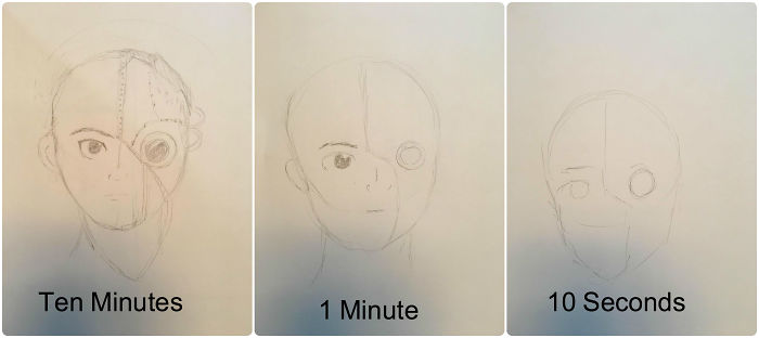 10 Minutes/1 Minute/10 Seconds