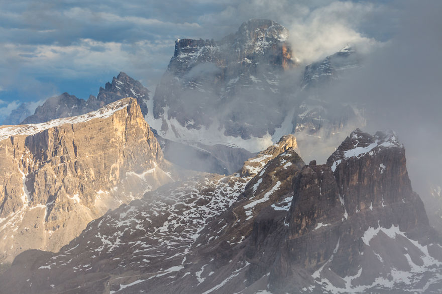 I Photographed In The Beauty Dolomites In All Seasons Of The Year 2016