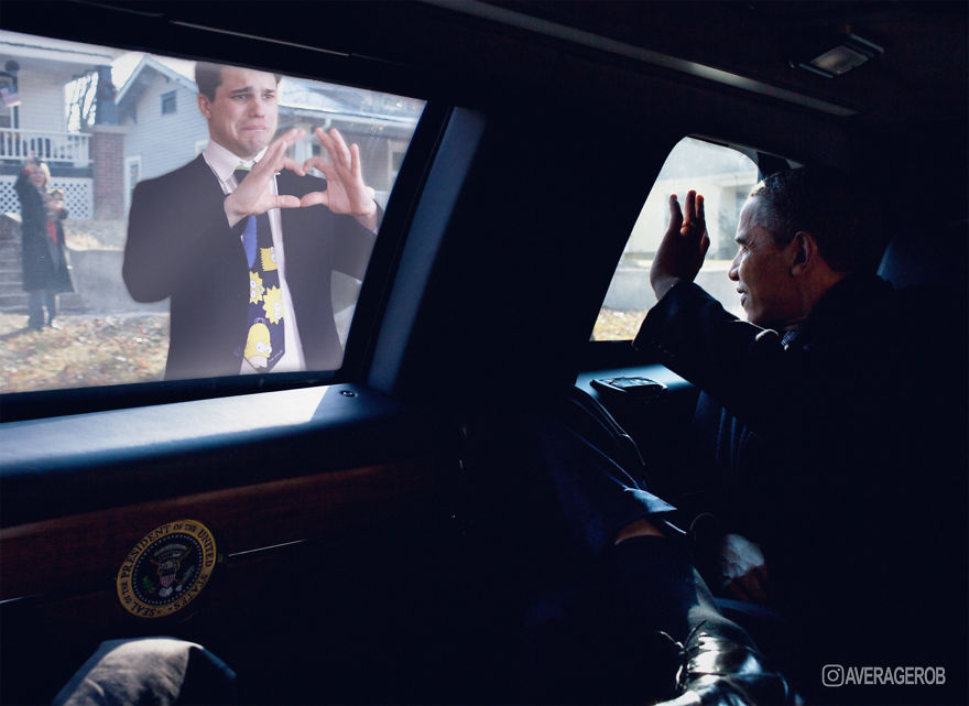 Goodbye Barack... You Will Be Deeply Missed...