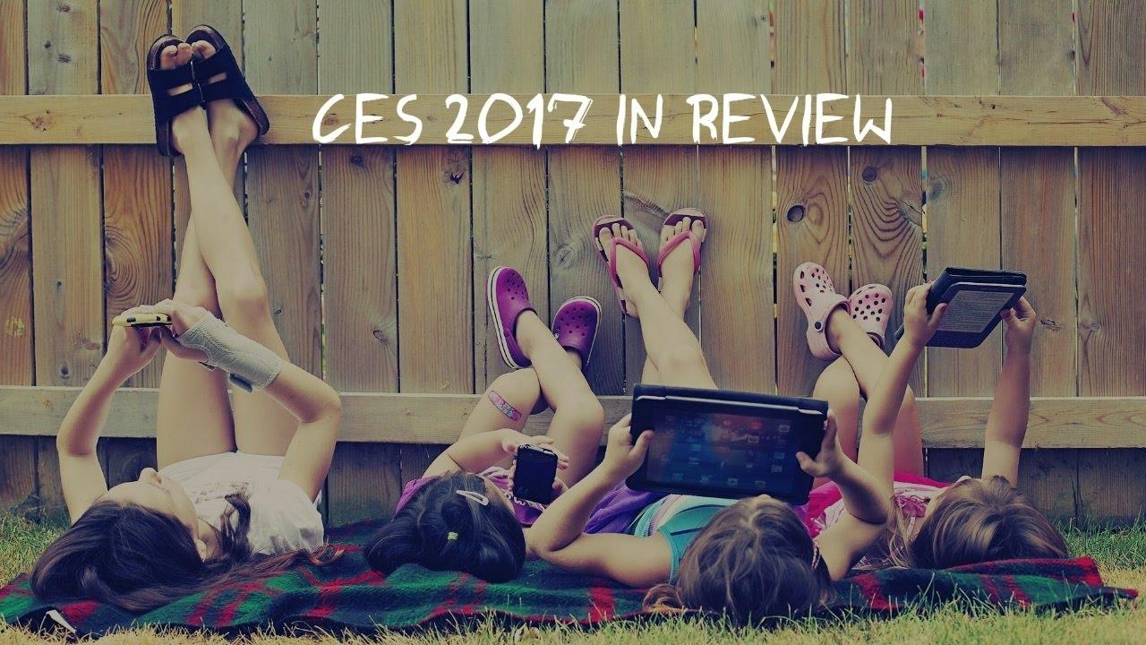 CES 2017 Picks - Cover
