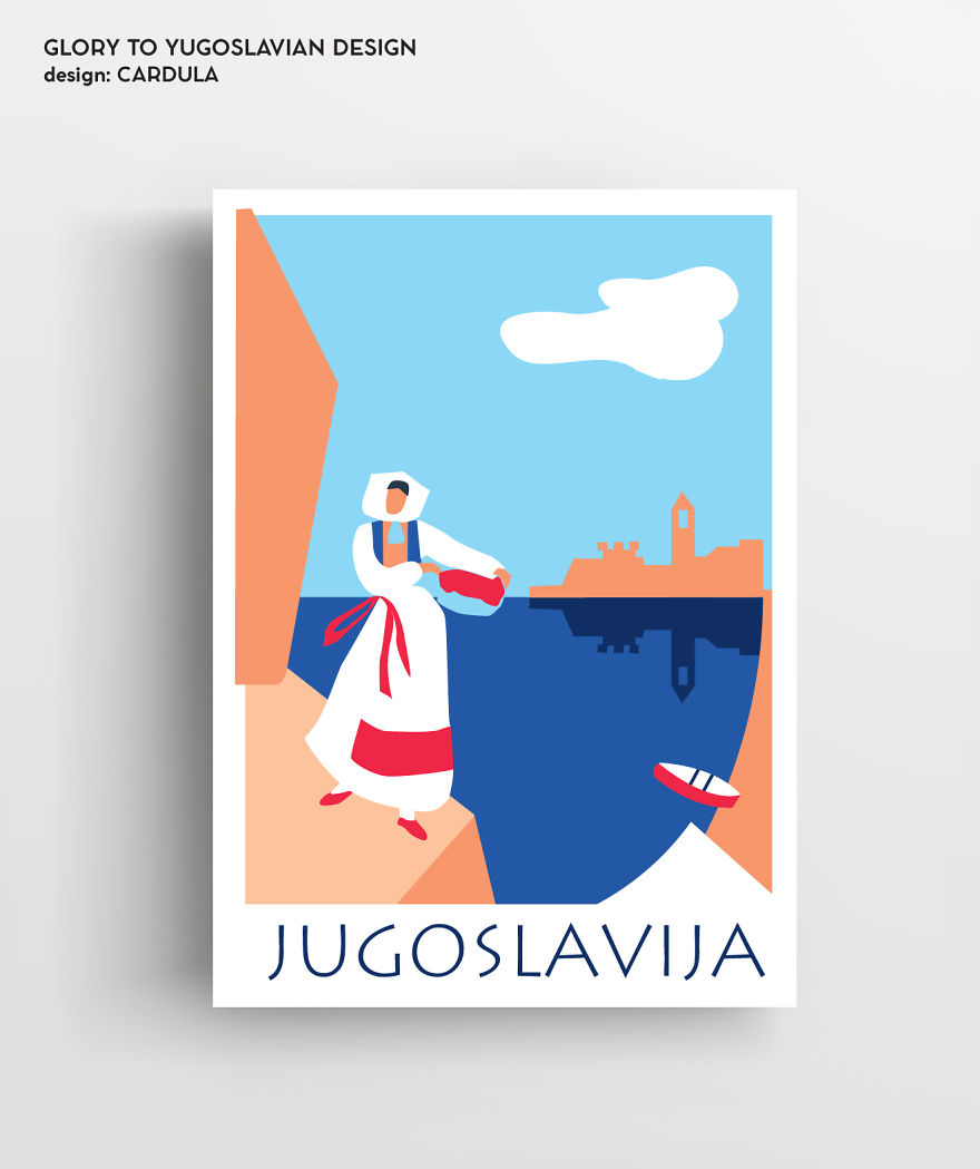 Glory To Yugoslavian Design