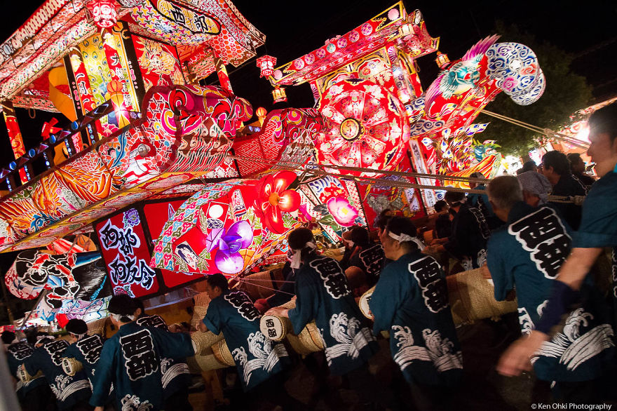 I Spent Half A Year Photographing Traditional Festivals In