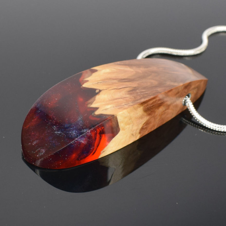 Nature-inspired Pendants