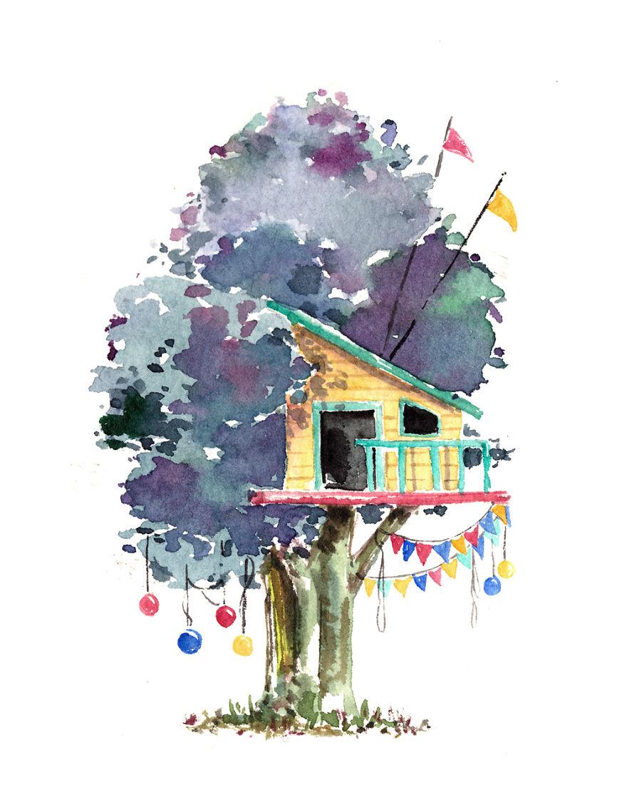 Tree House 8