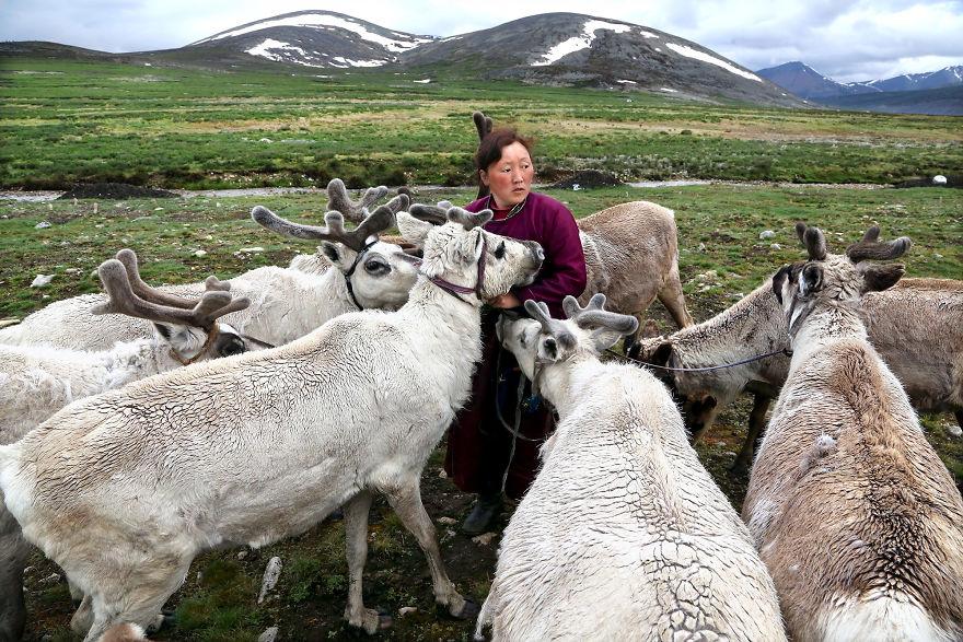 Khövsgöl Aimag, Mongolia