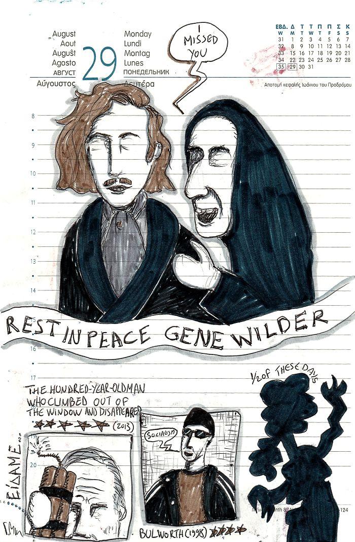 Rest In Peace Gene Wilder