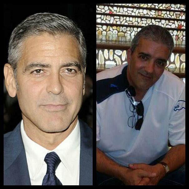 My Dad Is George Clooney From Cuba