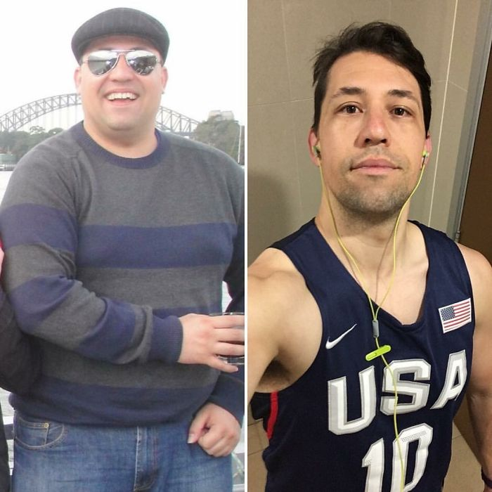 My Own Transformation - From Fat Bastard To Marathon Runner In Just 4 Years...