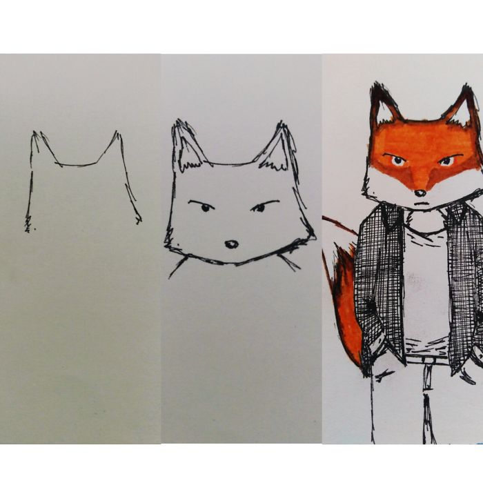 10 Seconds/1 Minute/10 Minutes And A Fox :)