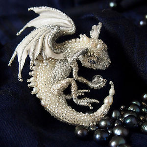 Embroidered Dragons