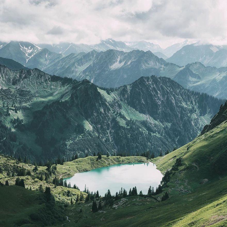 Seealpsee, Germany