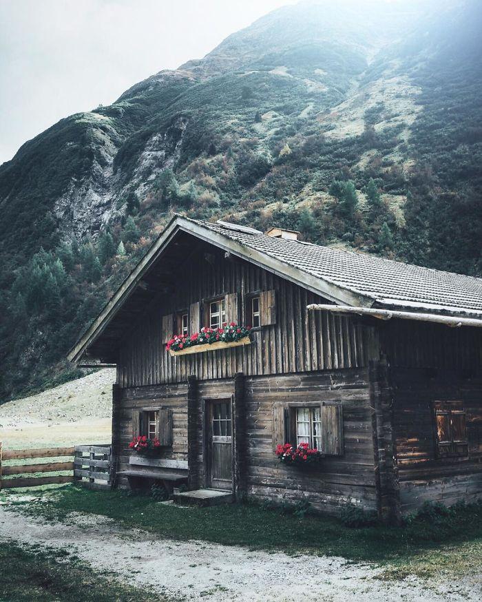 Innergschlöss Valley, Tirol, Austria