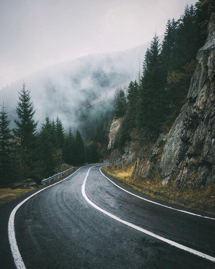 Transfagarasan, Carpathian Mountains, Romania