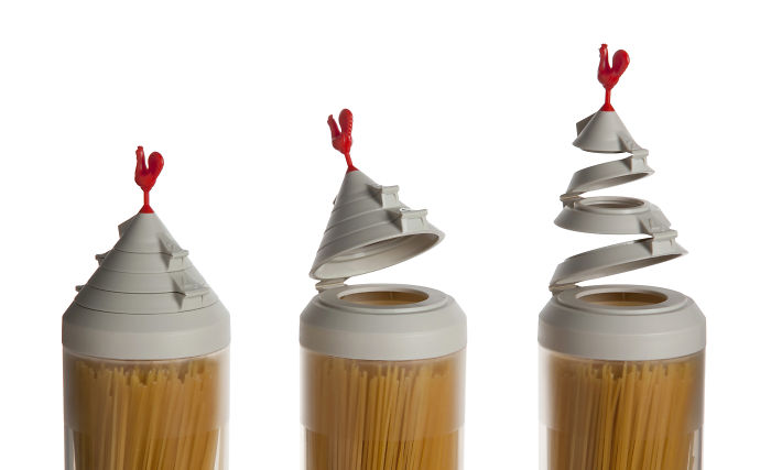 Spaghetti Tower / Pasta Dispenser