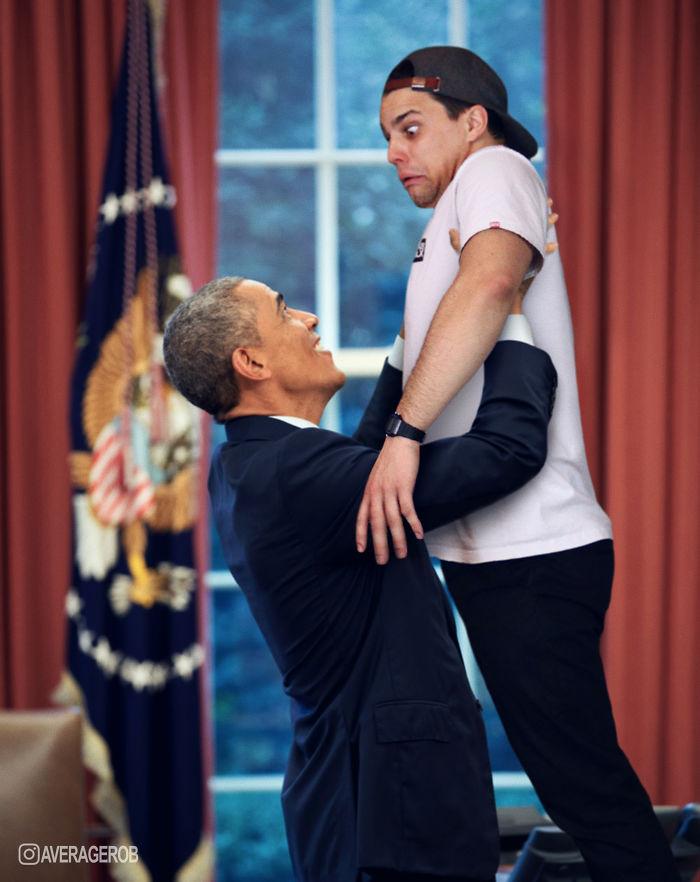 [LOL] 13 Meet Barack Obama's Secret BFF You've Never Heard About