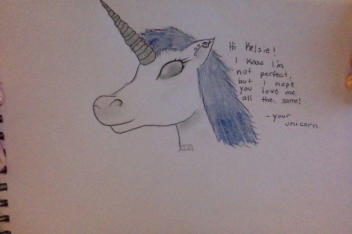 Kelsie's Unicorn