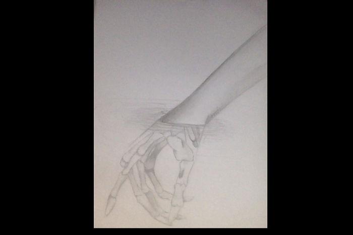 I Draw To Help With My Depression