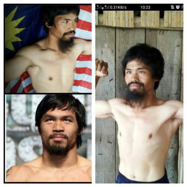 Malaysia Manny Pacquiao