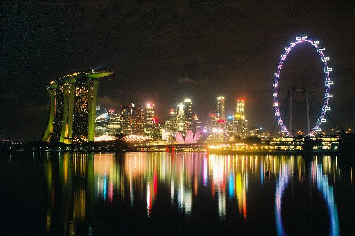 I Use 35mm Film Camera To Capture Singapore's Magical Beauty
